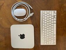 Apple Mac mini A1347 Desktop - 16 Gig RAM - Bluetooth Mouse & Keyboard