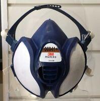 RESPIRATORE PROTEZIONE POLVERI GAS VAPORI filtri FFA1P2R D  06941+   3M
