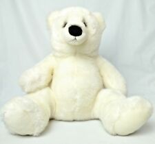 Mint NIKITA ~ POLAR BEAR Russ Berrie UK Stuffed Plush HEARTCRAFT COLLECTION Rare