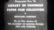 """16mm Film - """"Adventures Of Dollie"""" 1908 D.W. Griffith - American Mutoscope"""