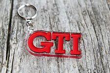 VW GOLF GTI keychain Volkswagen MK1 MK2 MK3 MK4 MK5 schlüsselanhänger MULTICOLOR