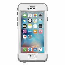 Authentic Lifeproof NUUD Case for Apple Iphone 6S Plus 6 Plus AVALANCHE WHITE