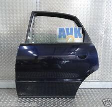 Tür hinten links, Audi A4 B5 8D2 Stufenheck Limousine, FH manuell, blau LZ5L