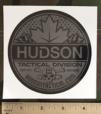 Hudson Canada, Tactical Division Sticker.