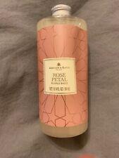 Addison & Gates England Bubble Bath Rose Petal Scent 10.14 oz