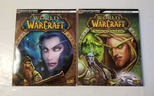 WORLD OF WARCRAFT & BURNING CRUSADE BradyGames Battle Chest Guide Lot