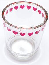 Windlicht Dekoschale Dekoglas La Vida Teelicht Teelichthalter Herz 18 cm Hoch