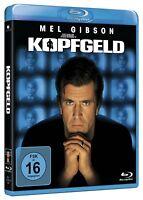 Kopfgeld [Blu-ray](NEU/OVP) Regisseur Ron Howard mit Mel Gibson als verzweifelte