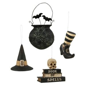 Bethany Lowe Halloween ornament, Witches Brew theme, TD4037, You pick design NWT
