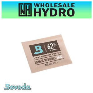 Boveda 2-Way Humidipak 8g 10 pack - 62% RH Humidity Controller Australian Stock