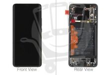 Official Huawei Mate 20 Pro Black LCD Screen & Digitizer With Battery - 02352FRL