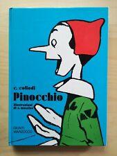 Carlo Collodi - Pinocchio illustrato Mussino - Giunti Marzocco 1989