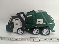 Matchbox Trash Garbage Truck with sound Waste Management Mattel 2005 10