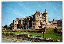 Postcard Craigside Hydro Hotel Llandudno