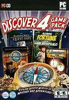 Discover 4 Game Pack (PC, 2010)