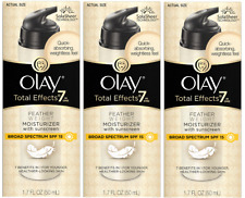3 Pack Olay Total Effects 7 In One Moisturizer W Sunscreen SPF15 1.7 oz Exp.2016