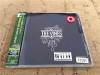 The Vines – Vision Valley TOCP-66536 JAPAN CD OBI E214-95