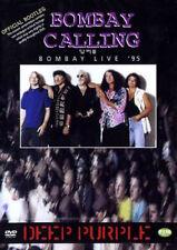 Deep Purple: Bombay Calling (1995) DVD *NEW