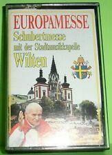 Europamesse - Schubertmesse mit der Stadtmusikkapelle Wilten (MC)