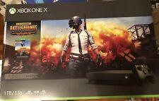 """Xbox One X 1TB Console �€"""" PUBG Bundle"""
