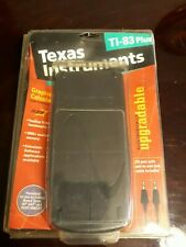 Texas Instruments Ti-83 Plus Graphing Calculator Tested and Working