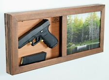 EDC storage compartment, concealed firearm furniture, self-defense cabinet TB