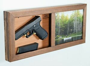 EDC storage compartment, concealed firearm furniture, 2A self defense cabinet TB