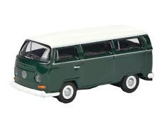 Schuco 26226 - 1/87 VW t2 Bus-VERDE/BIANCO-NUOVO