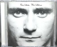 PHIL COLLINS - FACE VALUE, CD ALBUM, (1983).