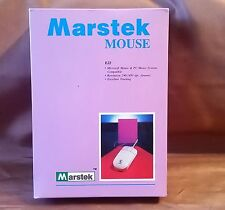 MARSTEK MOUSE E22 MICROSOFT MOUSE & PC SYSTEM COMPATIBLE