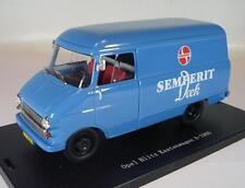 Starline 1/43 Opel Blitz Kastenwagen A (1960) Semperit Doek OVP #870