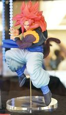 Banpresto Dragon ball Z GT Big SCultures 7 Special Figure Super Saiyan 4 Gogeta