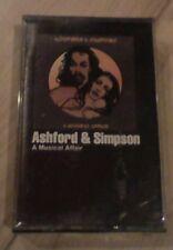 Ashford and Simpson A Musical Affair-  cassette - SEALED