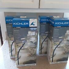 "Kichler 152826 12V Landscape Path Light Glass Shell Design 22"" High Non LED"