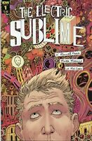 The Electric Sublime #1, 2, 3 VF/NM IDW Comics