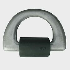 D-Shackle with Welding Gusset
