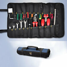 Tools Kit Roll Up Pocket Bag Organizer Storage Pouch Case Holder/Portable Wrench