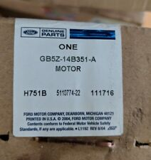Genuine Ford Actuator GB5Z-14B351-A