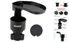 Multiple Car Cup Holder and Attachable Tray () 2nd Edition - Cup Holder & Tray