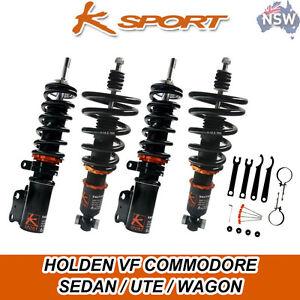 Holden VF commodore Ksport Coilover full kit 33 level damping adjustable
