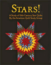 Stars! A Gallery of Dazzling Patchwork Star Quilts Inspiring New Pattern Book
