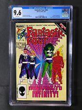 Fantastic Four #282 CGC 9.6 (1985)
