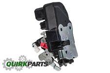 Durango Dakota With Power Locks R/ FRONT DOOR LOCK LATCH ACTUATOR OEM NEW MOPAR