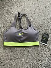 Nike Did-fit Classic Padded Medium Support Bra Size Small