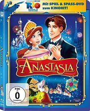 ANASTASIA (Regie: DON BLUTH) Blu-ray Disc + RIO Activity-DVD NEU+OVP