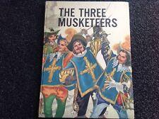Vintage 1968 THE THREE MUSKETEERS Hardcover WARD LOCK RARE