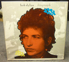 Bob Dylan - Biograph / 1985 Columbia CXT 38830 Deluxe Edition, 3 Cassette Tapes