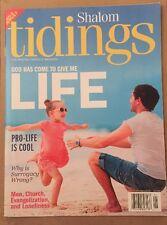 Shalom Tidings God Gives Life Surrogacy Pro-Life Dec 2014 Jan 2015 FREE SHIPPING