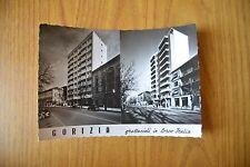 CARTOLINA GORIZIA GRATTACIELI CORSO ITALIA VIAGGIATA 1958 SUBALPINA DD