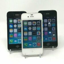 Apple iPhone 4 (A1332) 8/16/32GB- GSM Unlocked/AT&T - iOS Smartphone- Clean IMEI